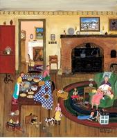 Picture of Visiting Grandma