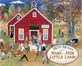 "Picture of ""Mary and Her Little Lamb"""