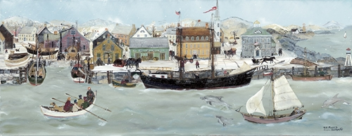 Picture of Wintery Gale