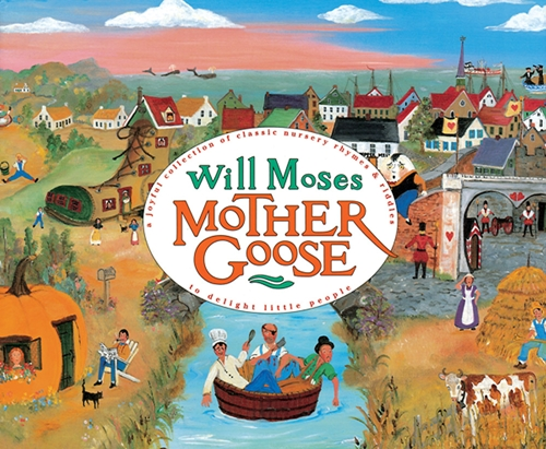 """Picture of """"Will Moses Mother Goose"""""""