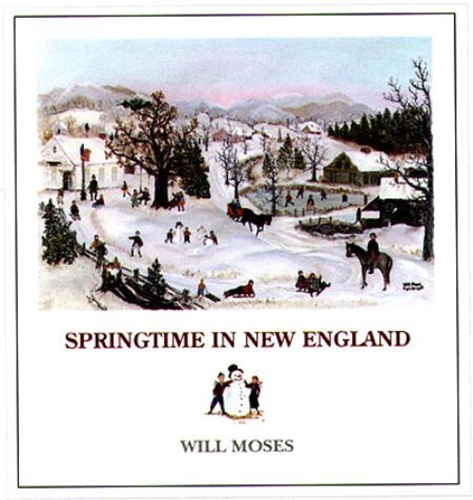 Picture of Springtime In New England