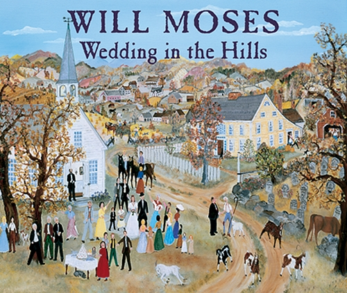 Picture of Wedding in the Hills - Puzzle