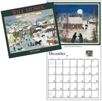 2021 Will Moses Calendar