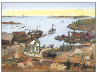 Juniper Swamp Note Card Collection - Set R