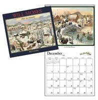 2022 Will Moses Calendar
